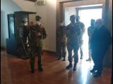 Visita del Vice Comandante delle Truppe Alpine